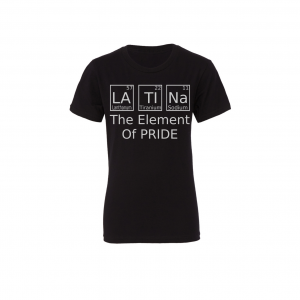 Latina-The Element of Pride Youth Tee