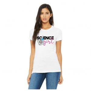 Science Girl Tee