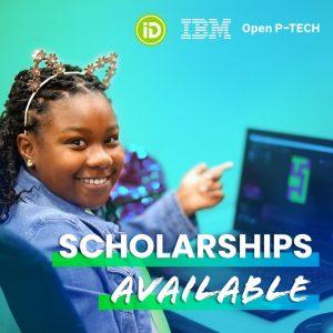 ID Tech/IBM/P-Tech Scholarship